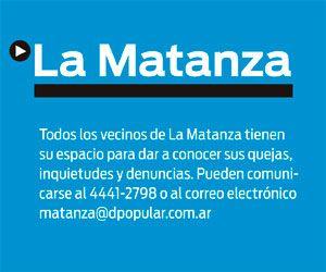 Banner Matanza