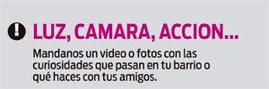 Banner Luz Camara Accion