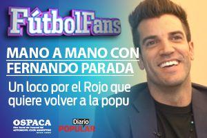 Futbol Fans - Fernando Parada Villar