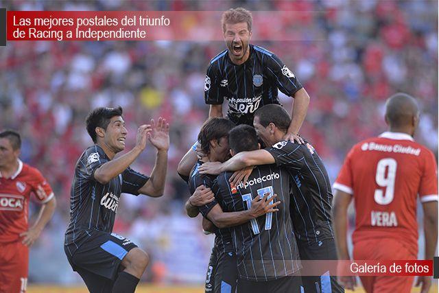 Galeria - Liguilla Pre Copa Libertadores Ida Independiente Racing
