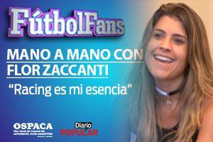 Futbol Fans - Florencia Zaccanti
