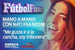 Fútbol Fans: Natalia Franzoni
