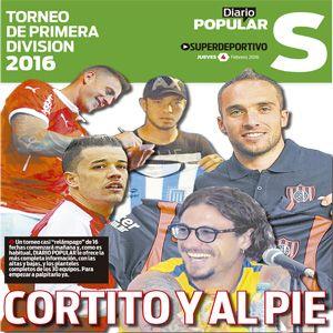 Especial Torneo Primera División 2016