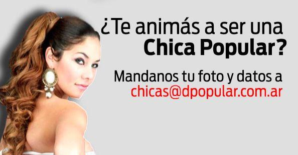 Chica Popular - Banner