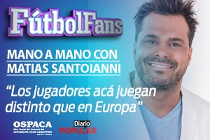 Fútbol Fans Matías Santoianni
