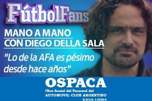 Fútbol Fans Diego Della Sala