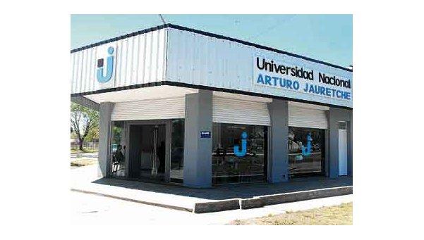 Inscriben para la UniversidadArturo Jauretche de Varela
