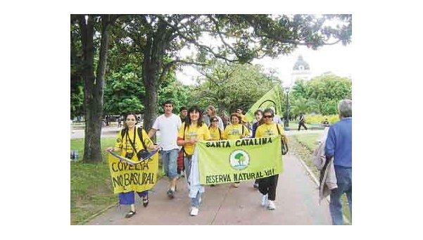 SANTA CATALINA,CERCA DE SERRESERVA NATURAL