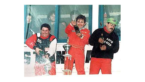 El recuerdo de Renzo Fabris junto a la Fórmula 2 biplaza bonaerense