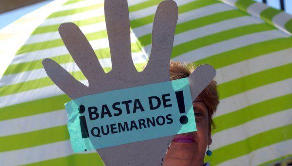 #NiUnaMenos | Jujuy: discutió con su pareja y la prendió fuego