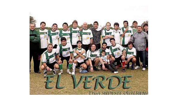 Huracanes y Catenaccio, los campeones de la Liga Sudeste
