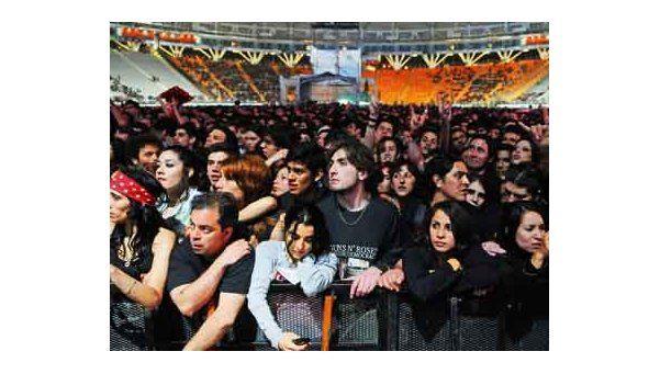Contundente recital de los Guns N' Roses en La Plata 0000334747
