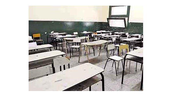 No habrá clases por paro hoy en la Provincia