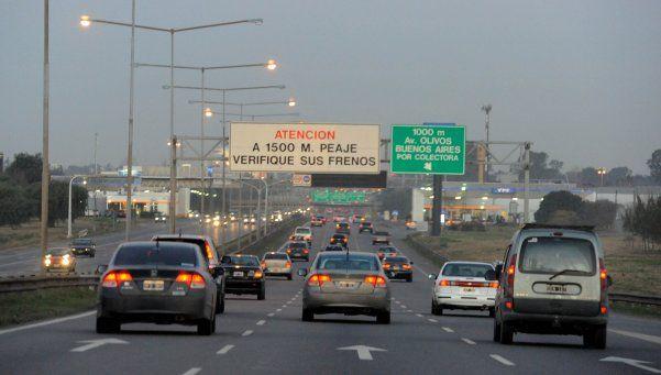 Habilitan tránsito en la Panamericana luego de choque de camiones