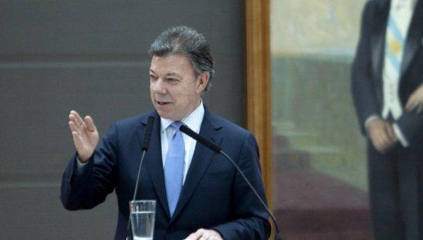 Santos les dedicó el Nobel a las víctimas del conflicto con las FARC