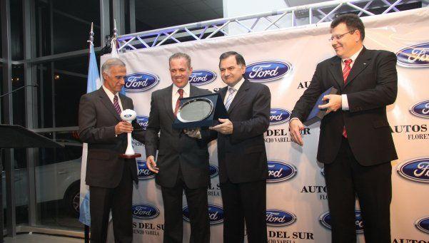 Ford tiene una nueva concesionaria en Varela