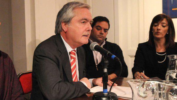 Pinedo será el presidente provisional del Senado