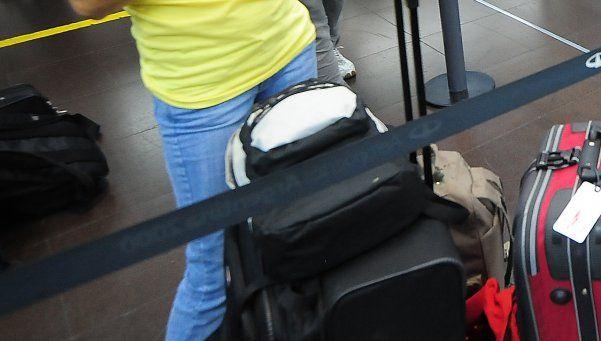 Los reclamos en torno al equipaje
