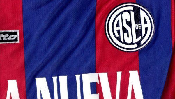 San Lorenzo lanza su nueva camiseta