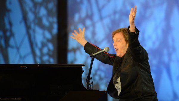 Paul McCartney dará tres shows en Argentina