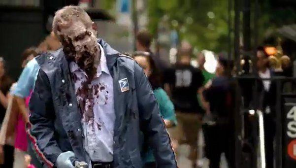 Fan de The Walking Dead pensó que su amigo era zombi y lo mató