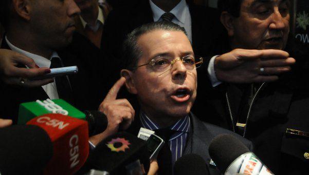 Oyarbide le revocó la prohibición y Boudou podrá salir del país