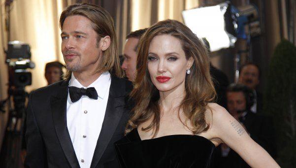 Hubo acuerdo entre Angelina Jolie y Brad Pitt