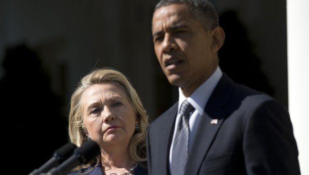 Obama oficializó su apoyo a Hillary Clinton