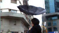 Emiten alerta por tormentas fuertes con ráfagas