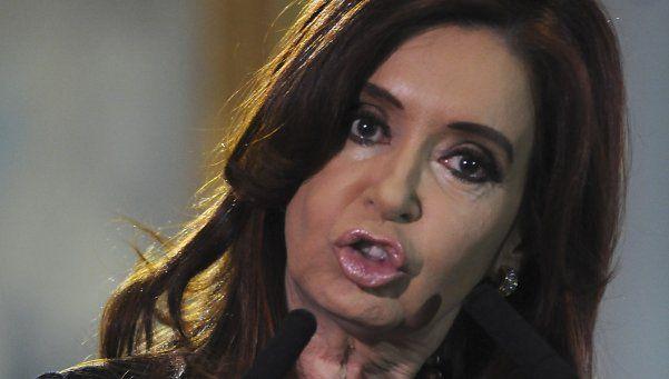 La Presidenta decretó tres días de duelo por las víctimas