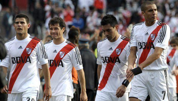 El promedio de River e Independiente, en el centro de la escena