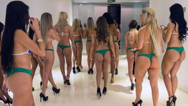 Miss Bumbum Brasil 2012, la mejor cola carioca