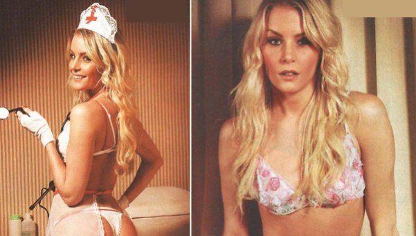 Alexandra Larsson, la sueca infartante que sorprendió a Tinelli