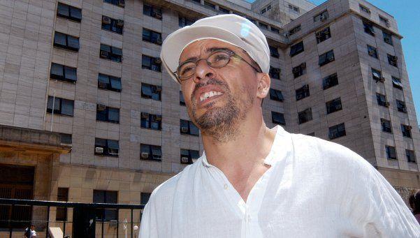 Fernando Esteche chocó tres autos en La Plata y está internado