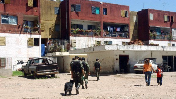 Liberan en Fuerte Apache a un electricista secuestrado