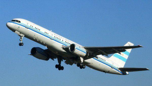 Ahora el Gobierno evalúa tener un avión presidencial