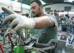 Cayó un 6,4% la producción de las pymes industriales
