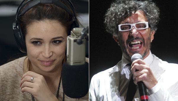 Fito Páez y Julia Mengolini, separados con escándalo
