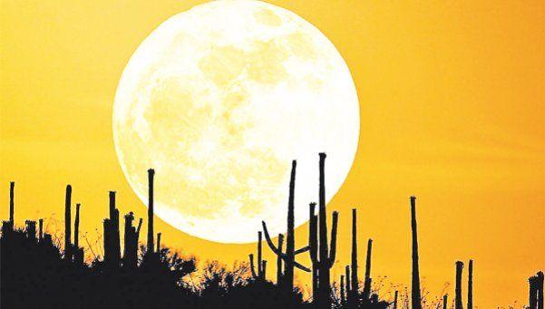 Las fases de la luna en diciembre