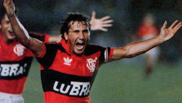 En el Flamengo dicen que Zico hizo más goles que Messi