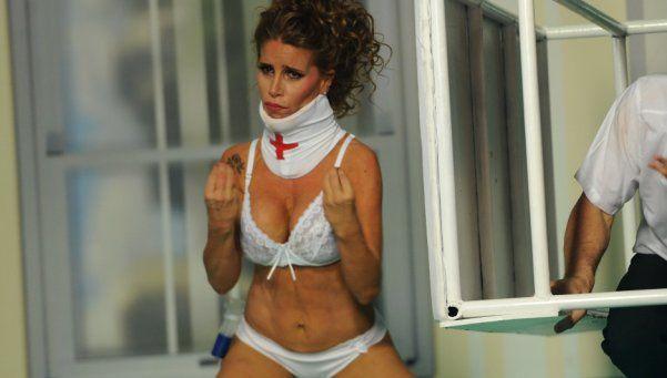 El video hot de Florencia Peña es muy fuerte