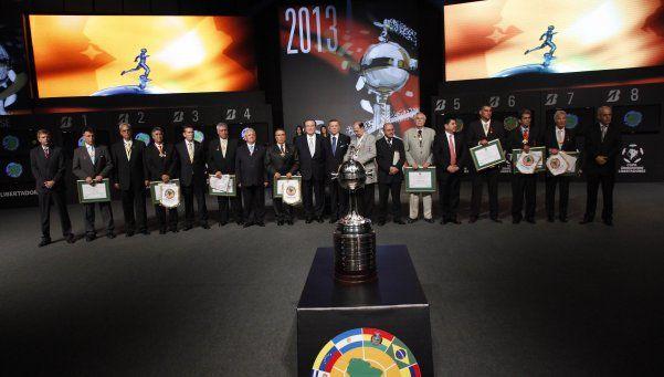 Cambios: para la próxima Libertadores, juega el ranking