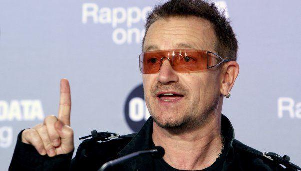 Insólito: Bono fue elegido como Mujer del Año