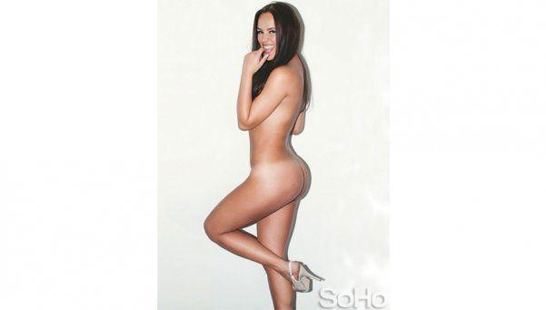 Ex Pasión de Gavilanes, desnuda a 10 años de la exitosa telenovela