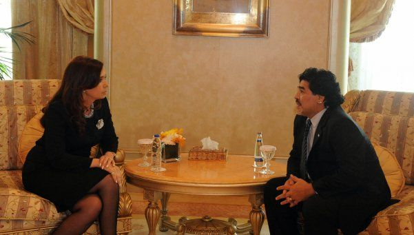Exclusivo | Maradona: Soy más cristinista y peronista que nunca