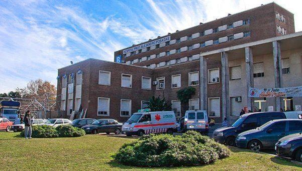 Detuvieron a la madre de la beba que apareció en el techo del hospital