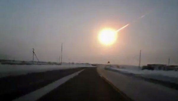 Meteorito en Rusia: Un cráter entre las impactantes imágenes