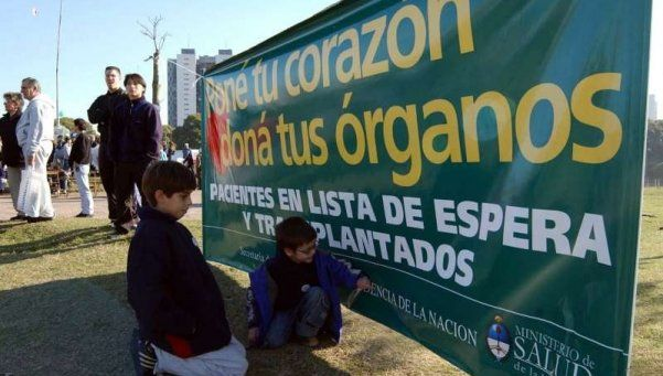Se quintuplicó el número de personas que quieren donar órganos