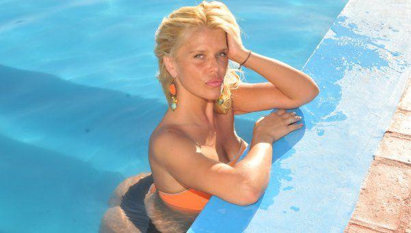 Filtran escandalosa foto hot... ¿de Nazarena Vélez?