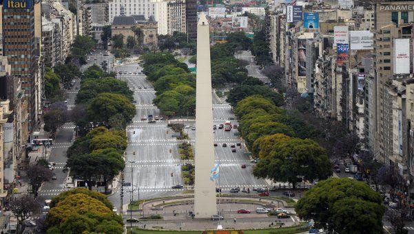 Mataron de una puñalada a un trapito a tres cuadras del Obelisco